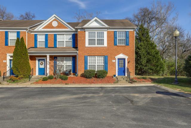 601 Old Hickory Blvd Unit 71 #71, Brentwood, TN 37027 (MLS #1911470) :: Felts Partners