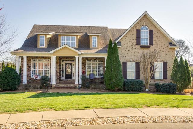 1049 Auldridge Dr, Spring Hill, TN 37174 (MLS #1911489) :: Team Wilson Real Estate Partners