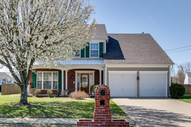 2423 Newberry Ln, Mount Juliet, TN 37122 (MLS #1911534) :: DeSelms Real Estate