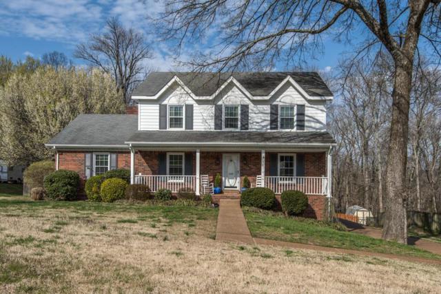 1118 Oak Creek Drive, Nolensville, TN 37135 (MLS #1911554) :: DeSelms Real Estate