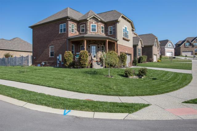 1001 Foust Ct, Spring Hill, TN 37174 (MLS #1911585) :: DeSelms Real Estate