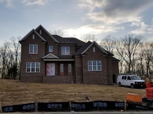 2664 Benington Pl, Lot 1002, Nolensville, TN 37135 (MLS #1911638) :: DeSelms Real Estate