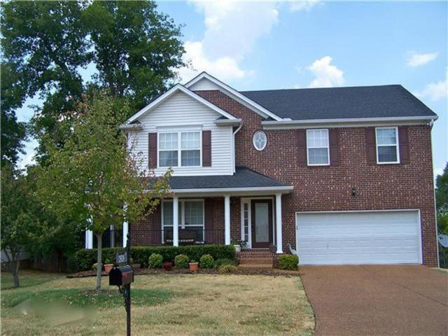 2924 Burtonwood Dr, Spring Hill, TN 37174 (MLS #1911721) :: Ashley Claire Real Estate - Benchmark Realty
