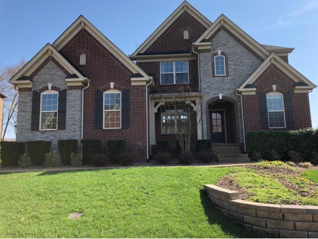 110 Fountain Brooke Dr, Hendersonville, TN 37075 (MLS #1911845) :: DeSelms Real Estate