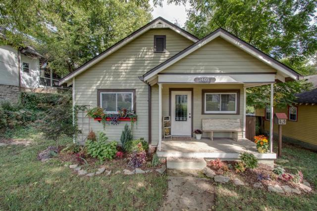 1405 Russell St, Nashville, TN 37206 (MLS #1911855) :: Hannah Price Team