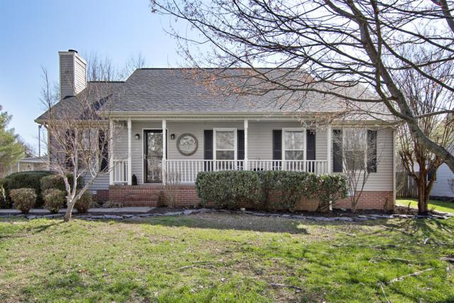 2319 Bennington Dr, Murfreesboro, TN 37129 (MLS #1911857) :: CityLiving Group