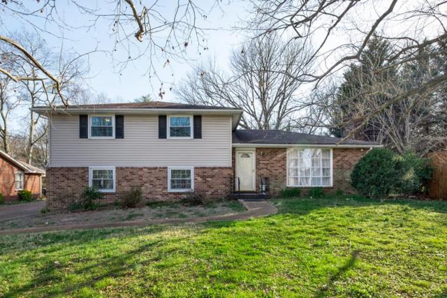 1727 Temple Ave, Nashville, TN 37215 (MLS #1911858) :: DeSelms Real Estate