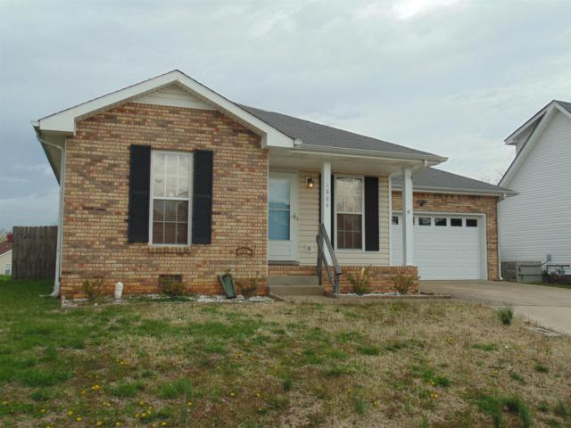 1884 Timberline Way, Clarksville, TN 37042 (MLS #1911938) :: REMAX Elite