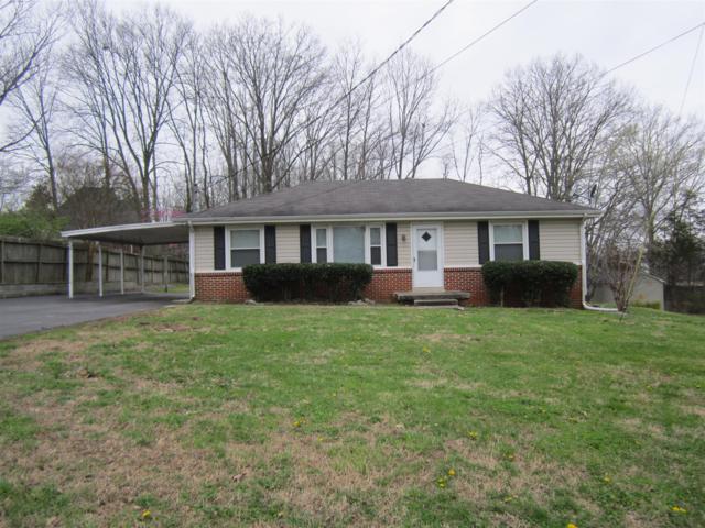 110 Chestnut Street, Smyrna, TN 37167 (MLS #1911978) :: DeSelms Real Estate