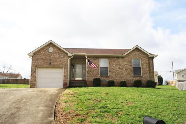 203 Tuscon Ct, Clarksville, TN 37042 (MLS #1912256) :: NashvilleOnTheMove | Benchmark Realty