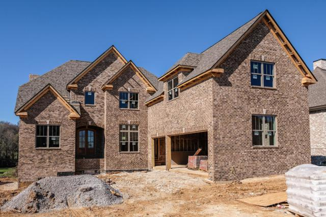 1005 Gadwall Lane (Lot 302), Spring Hill, TN 37174 (MLS #1912272) :: The Milam Group at Fridrich & Clark Realty