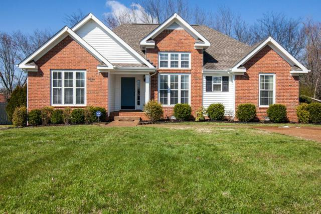 2821 Sutherland Dr, Thompsons Station, TN 37179 (MLS #1912373) :: The Milam Group at Fridrich & Clark Realty