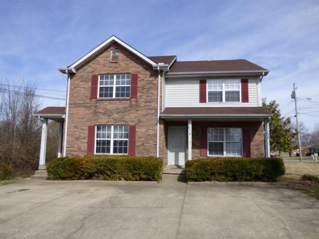 611 Doane Dr, Clarksville, TN 37042 (MLS #1912407) :: Exit Realty Music City