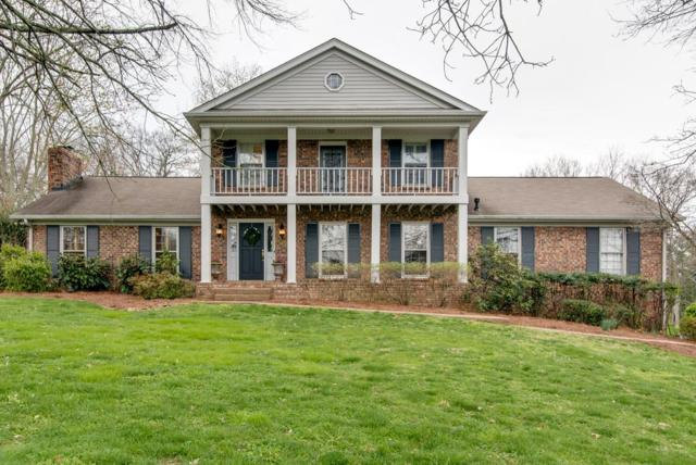 821 Georgeboro Ct, Brentwood, TN 37027 (MLS #1912457) :: The Milam Group at Fridrich & Clark Realty