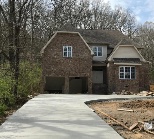 923 Downey Dr, Nashville, TN 37205 (MLS #1912479) :: The Kelton Group