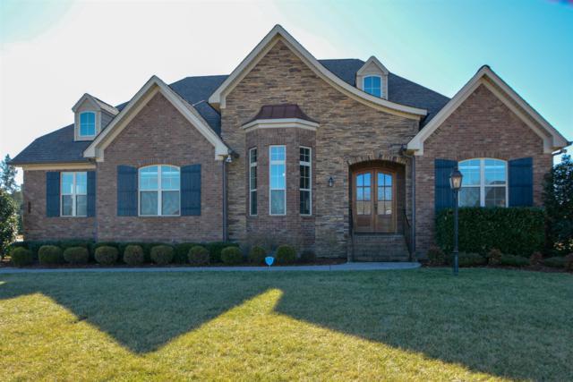1663 Sunset Park Dr, Nolensville, TN 37135 (MLS #1912490) :: DeSelms Real Estate