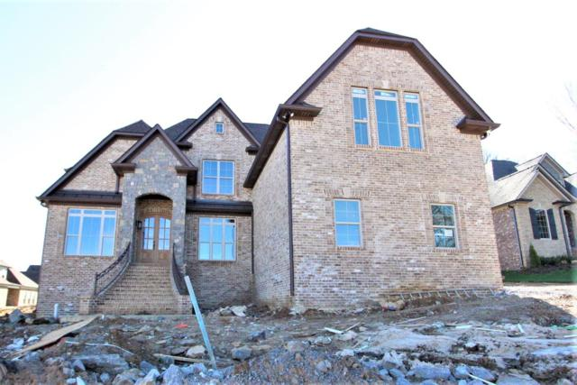 445 Whitley Way #238, Mount Juliet, TN 37122 (MLS #1912493) :: The Milam Group at Fridrich & Clark Realty