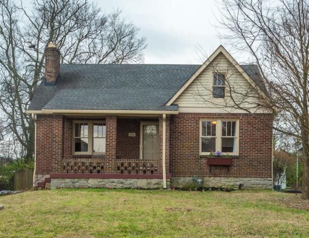 1014 Hart Ln, Nashville, TN 37216 (MLS #1912508) :: DeSelms Real Estate