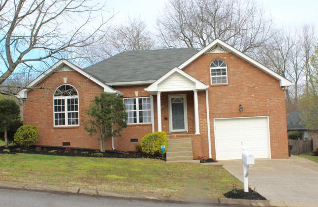 803 Sunset Pt, Mount Juliet, TN 37122 (MLS #1912517) :: DeSelms Real Estate