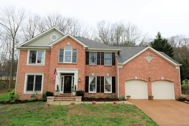 1129 Holly Tree Farms Rd, Brentwood, TN 37027 (MLS #1912582) :: The Milam Group at Fridrich & Clark Realty