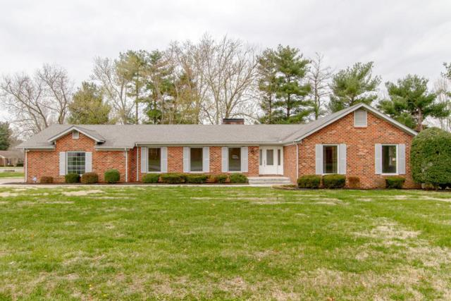 2511 Gilbert St, Murfreesboro, TN 37129 (MLS #1912587) :: DeSelms Real Estate