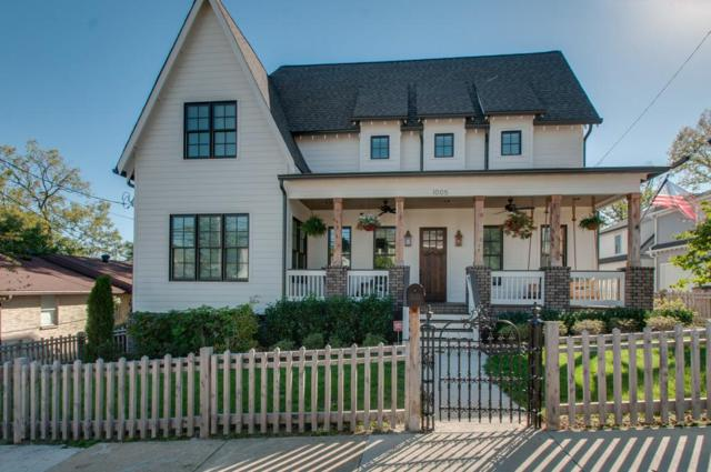 1005 Lawrence Ave, Nashville, TN 37204 (MLS #1912646) :: The Kelton Group