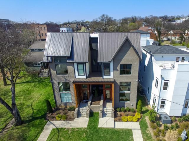 2217 A 11Th Ave S, Nashville, TN 37204 (MLS #1912653) :: DeSelms Real Estate