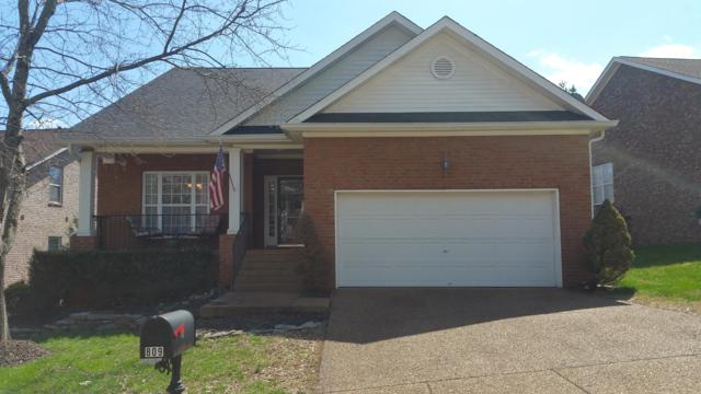 809 Pisgah Park, Brentwood, TN 37027 (MLS #1912659) :: The Milam Group at Fridrich & Clark Realty