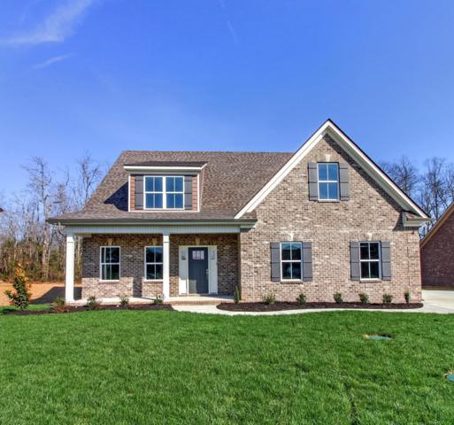 235 Mcclaran Place- Lot 153, Murfreesboro, TN 37128 (MLS #1912707) :: Berkshire Hathaway HomeServices Woodmont Realty