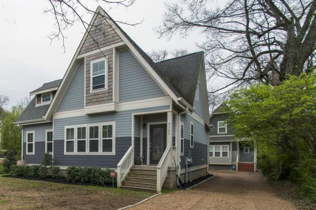 916 A Fairwin Ave, Nashville, TN 37216 (MLS #1912762) :: Team Wilson Real Estate Partners