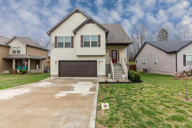 425 Leslie Wood Drive, Clarksville, TN 37040 (MLS #1912874) :: Team Wilson Real Estate Partners