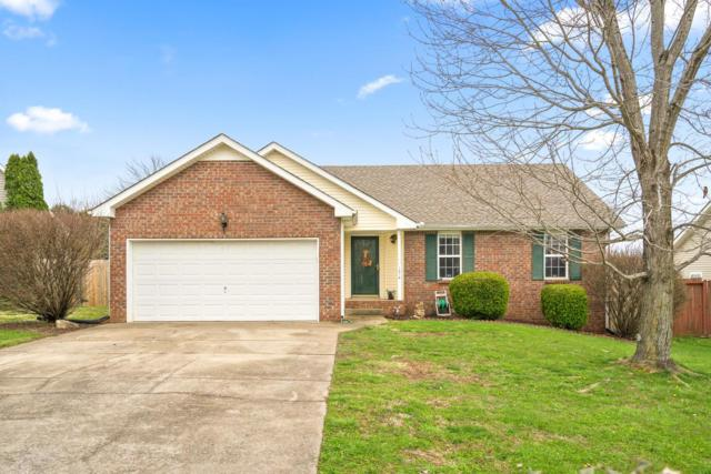 1214 Crystal Dr, Clarksville, TN 37042 (MLS #1912996) :: RE/MAX Choice Properties