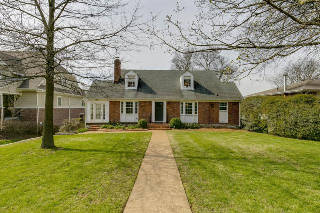 1817 Cedar Lane, Nashville, TN 37212 (MLS #1913003) :: CityLiving Group