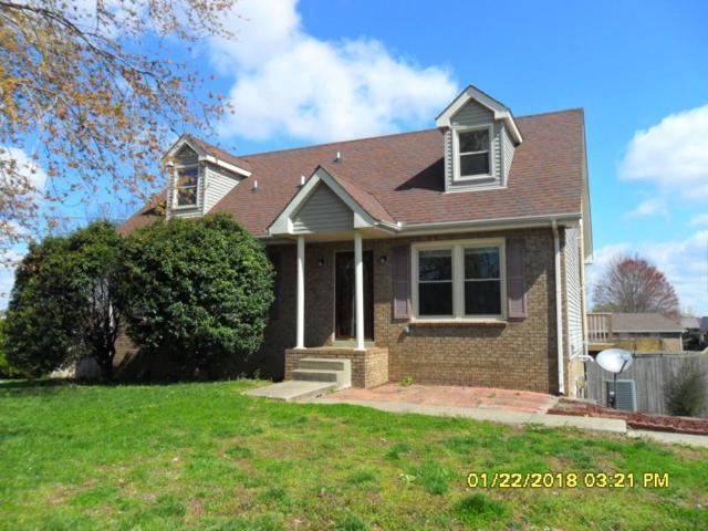 101 Cornelia Ct, Clarksville, TN 37042 (MLS #1913176) :: CityLiving Group