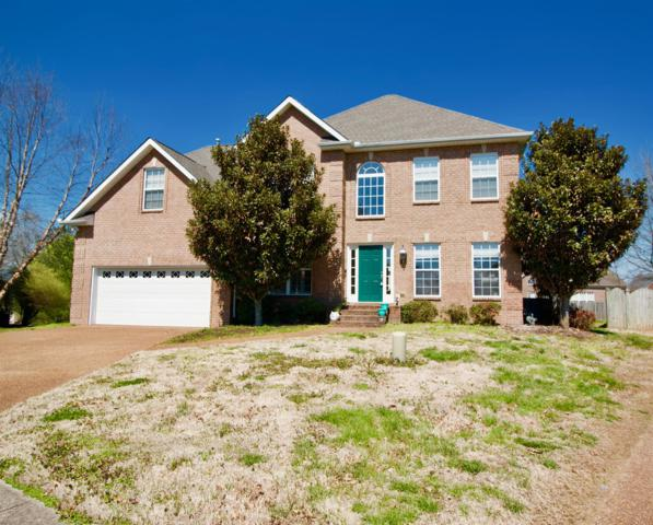 124 Fieldcrest Cir, Hendersonville, TN 37075 (MLS #1913268) :: The Kelton Group