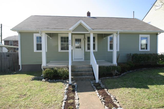 904 Debow St, Old Hickory, TN 37138 (MLS #1913305) :: CityLiving Group