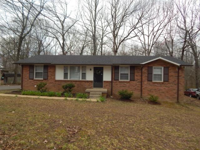 101 Burnett Road, Dickson, TN 37055 (MLS #1913362) :: NashvilleOnTheMove | Benchmark Realty