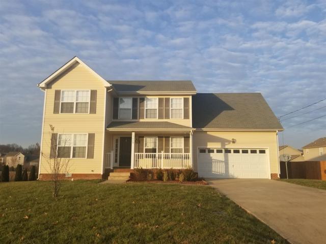 1329 Sunfield Dr, Clarksville, TN 37042 (MLS #1913520) :: NashvilleOnTheMove | Benchmark Realty