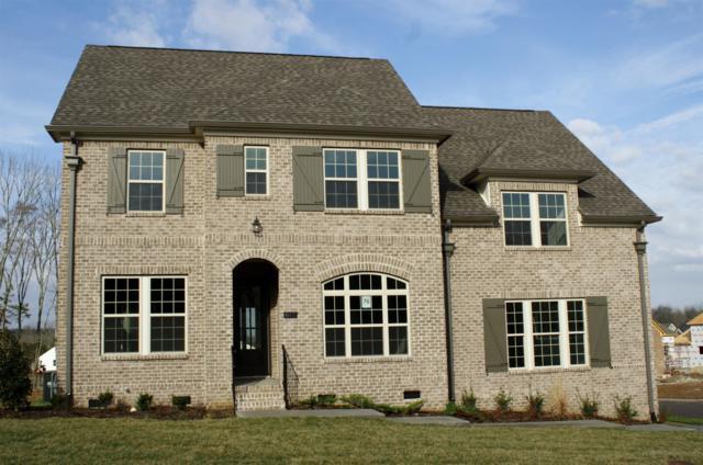 611 Dunmeyer Court  Lot 76, Nolensville, TN 37135 (MLS #1913619) :: NashvilleOnTheMove | Benchmark Realty