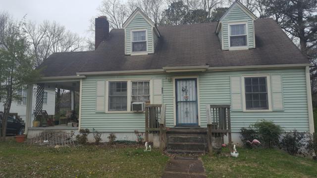 822 Richardson St, Clarksville, TN 37040 (MLS #1913943) :: EXIT Realty Bob Lamb & Associates
