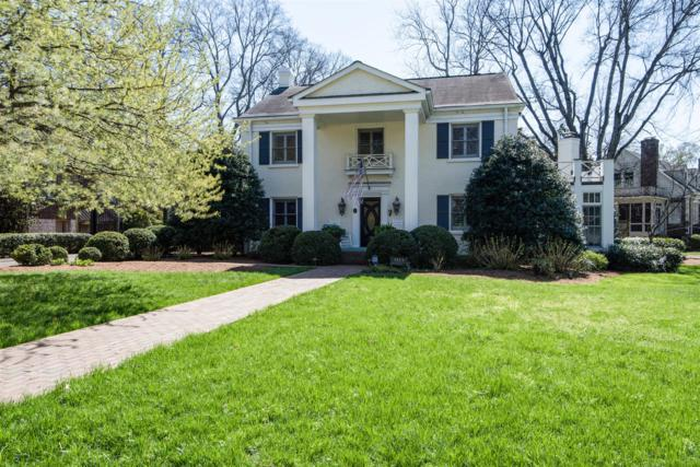 3713 Whitland Ave, Nashville, TN 37205 (MLS #1914037) :: Team Wilson Real Estate Partners