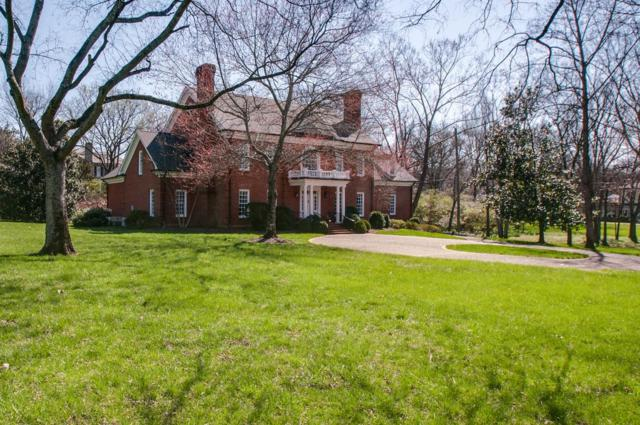 618 Belle Meade Boulevard, Nashville, TN 37205 (MLS #1914555) :: KW Armstrong Real Estate Group