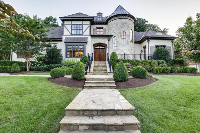 843 Windstone Blvd, Brentwood, TN 37027 (MLS #1914655) :: NashvilleOnTheMove | Benchmark Realty