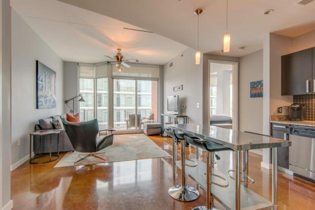 600 12th Ave S Apt 636 #636, Nashville, TN 37203 (MLS #1914895) :: Living TN