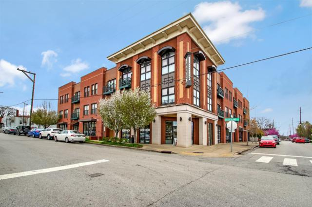 1015 Fatherland St Apt 211, Nashville, TN 37206 (MLS #1915028) :: KW Armstrong Real Estate Group