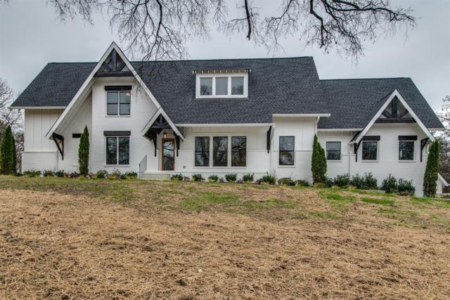 525 W Hillwood Dr, Nashville, TN 37205 (MLS #1915314) :: Exit Realty Music City