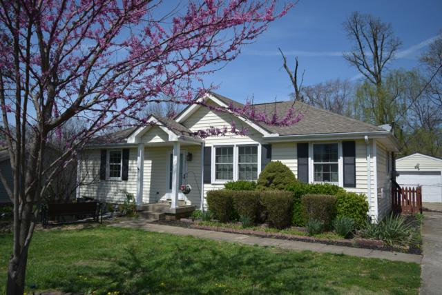 933 Poppy Dr, Clarksville, TN 37042 (MLS #1915508) :: NashvilleOnTheMove | Benchmark Realty