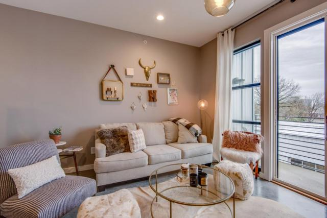 1247 Martin #303, Nashville, TN 37203 (MLS #1916154) :: CityLiving Group