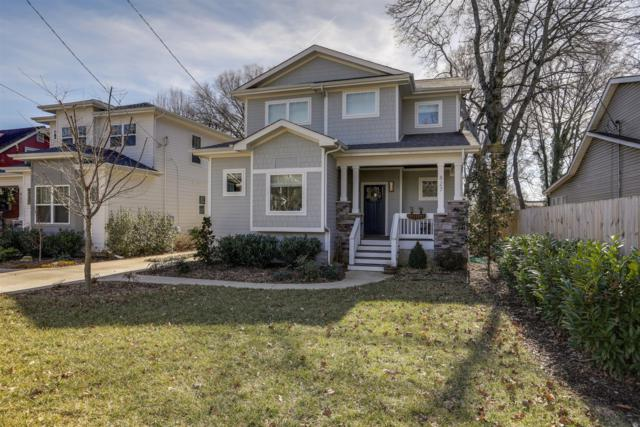 827 B Hillview Hts, Nashville, TN 37204 (MLS #1916515) :: NashvilleOnTheMove | Benchmark Realty