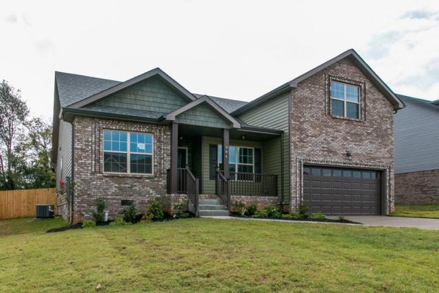 452 Mirren Circle, Clarksville, TN 37042 (MLS #1916626) :: NashvilleOnTheMove | Benchmark Realty